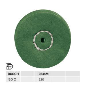 9544M 220 COTTON AL-OX GREEN M