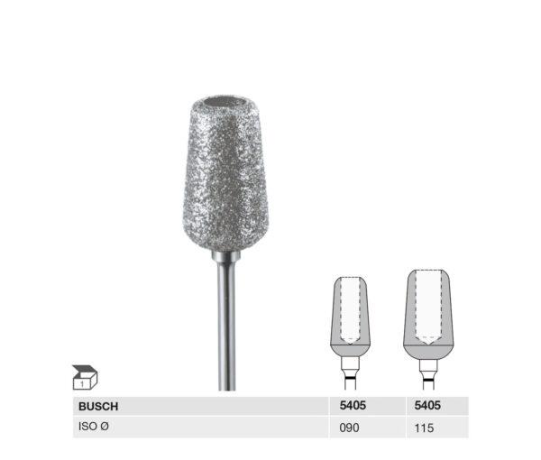 5405 090 HP, 5405 115 HP DIAMOND HOLLOW SUPER COARSE
