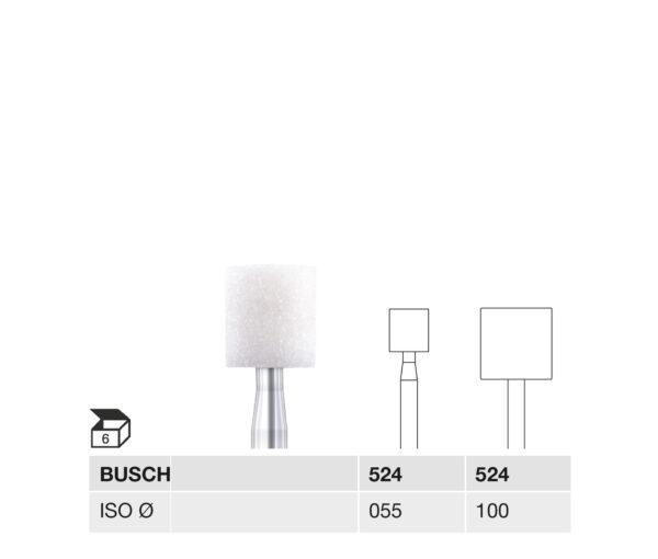 524 055 HP, 524 100 HP HIGH-GRADE CORUNDUM, WHITE ABRASIVES