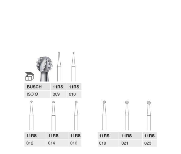 11RS 009 HP, 11RS 010 HP, 11RS 012 HP, 11RS 014 HP, 11RS 016 HP, 11RS 018 HP, 11RS 021 HP, 11RS 023 HP ROUND STAINLESS STEEL CUTTER, CROSS CUT