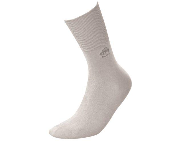 DeoMed Cotton Silver light grey
