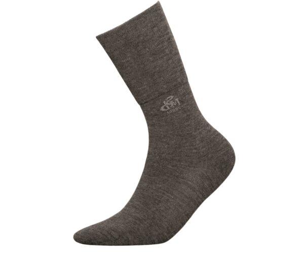 DeoMed Wool grey
