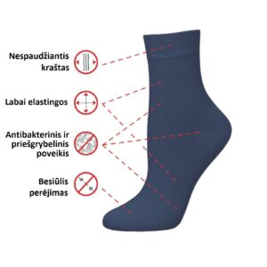 Kid Deo deomed socks