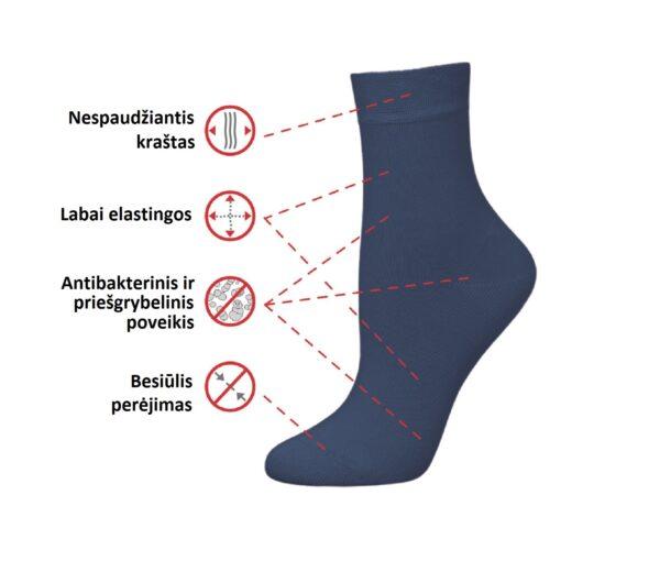 Kid Deo deomed socks