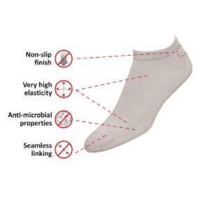 Medizinische Socken Mini Bamboo