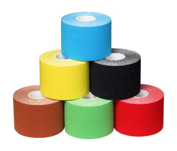 All colors Kinesiology tape