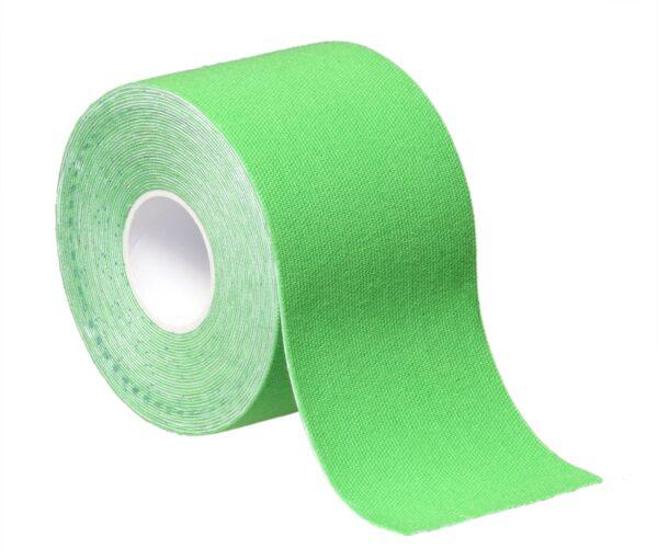 Green Kinesiology tape