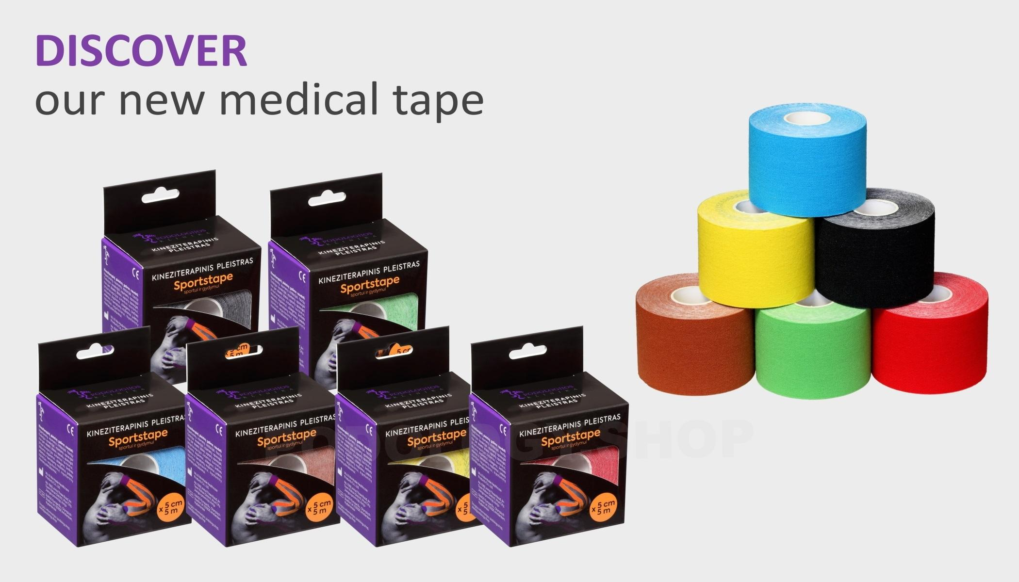 kinesiology medical tape
